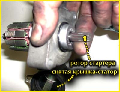 Скутер ремонт своими руками стартер